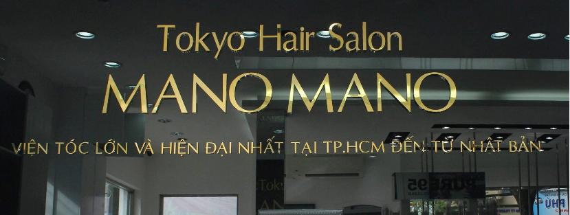 ベトナム ホーチミン美容室「MANO MANO」
